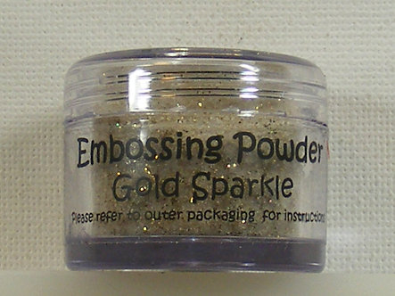 Cosmic Shimmer - Gold Sparkle Embossing Powder