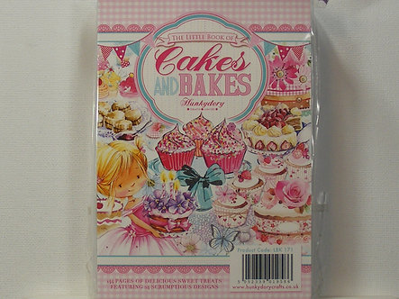 Hunkydory - Little Book Of Cakes & Bakes