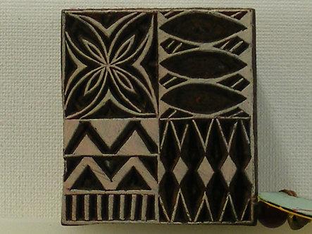 Block Wallah - Tapa Pattern Stamp