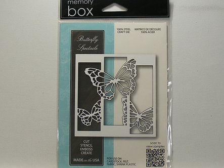 Memory Box - Butterfly Spectacle Die