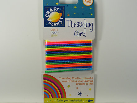 Craft Planet - Rainbow Threading Cord