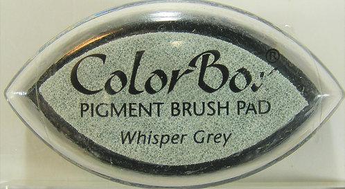 Colorbox - Pigment Brush Pad - Whisper Grey