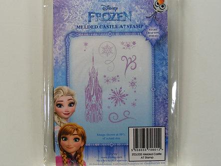 Disney's Frozen - Melded Elsa & Anna A7 Stamp Set