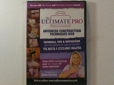 Crafters Companion - Ultimate Pro Advanced DVD.