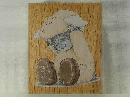 Docrafts - Me To You - Little Lamb Rubber Stamp