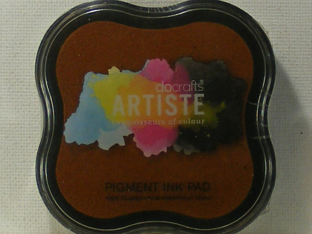 Docraft Artiste - Pigment Ink - Dark Orange