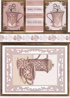 Kanban - Koffee Topper Sheet