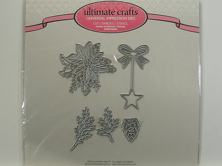 Ultimate Crafts - Universal Impression Dies