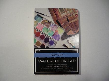 Master's Touch Fine Art Studio - Watercolor Pad.