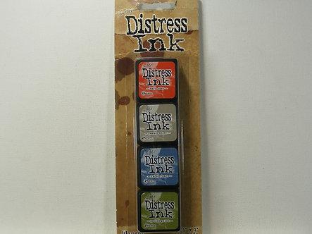 Ranger - Tim Holtz Distress Ink Mini's
