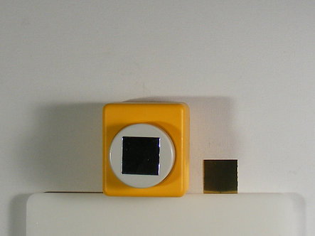 """Dovecraft - 1"""" Square Hand Punch."""