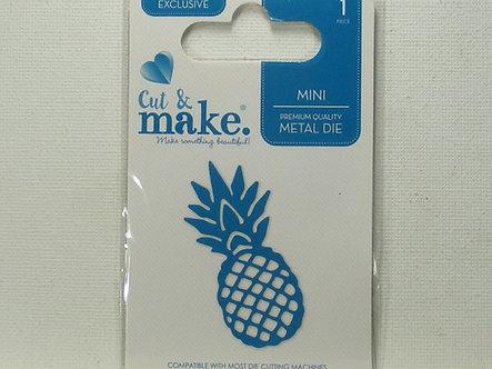 Cut & Make - Mini Tropical Dies