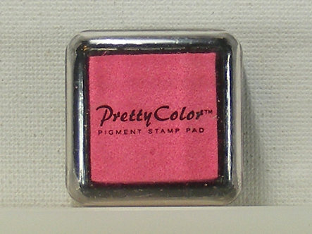 Pretty Color - Pigment Mini Ink Pad - Pink