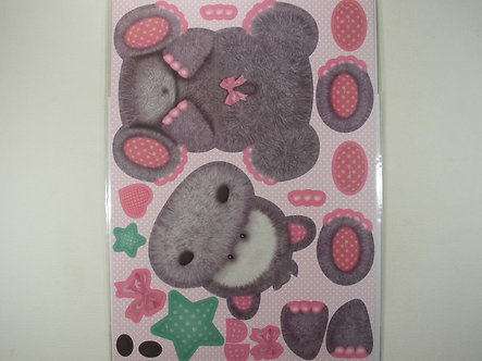 Kanban - Happy Hippo Wobbler Kit