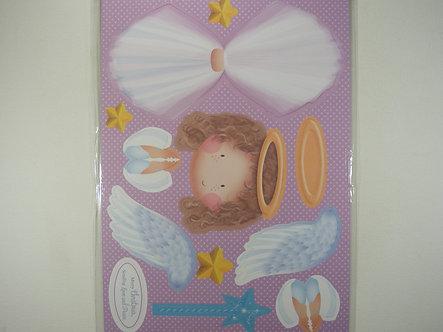 Kanban - Angel Wobbler Topper