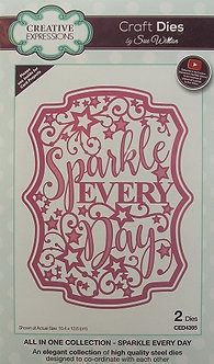 Creative Expressions - All In One Collection - Sparkle Every Day