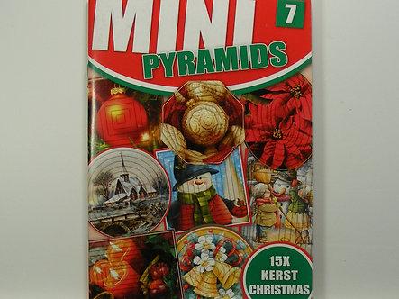 Mini Pyramids Book 7 - Christmas