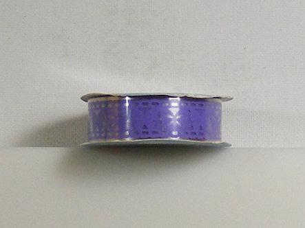Bud Silk Stationary Stickers - Purple Lace Butterflies.