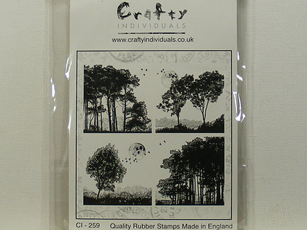 Crafty Individuals - Four Tree Landscapes
