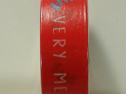 Dovecraft - Very Merry Christmas Washi Tape.