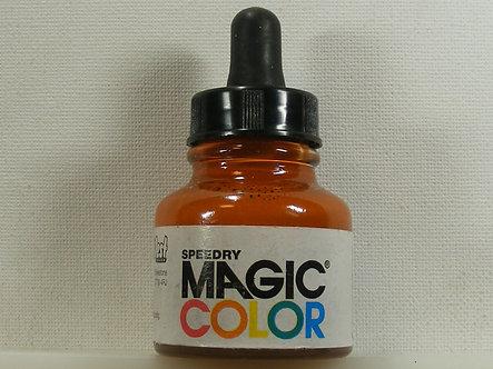 Speedry Magic Colur Drawing Ink - Rust (28ml)