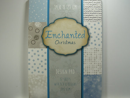 Enchanted Christmas Design Paper Pad