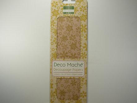 First Edition - Deco Mache Paper
