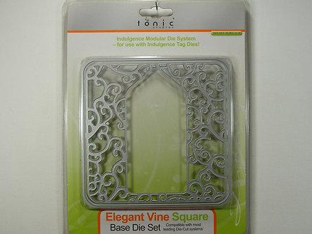 Tonic Studios - Elegant Vine Square Base Die Set
