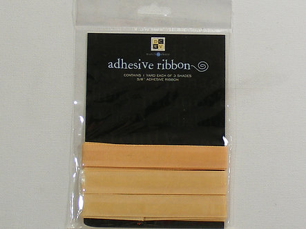 Die Cuts With A View - Adhesive Ribbon - Yellow.