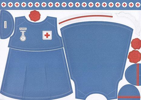 Kanban - Klothing Nurse Topper