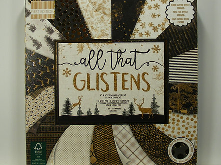 """First Edition - All That Glistens 6"""" x 6"""" Paper Pack"""