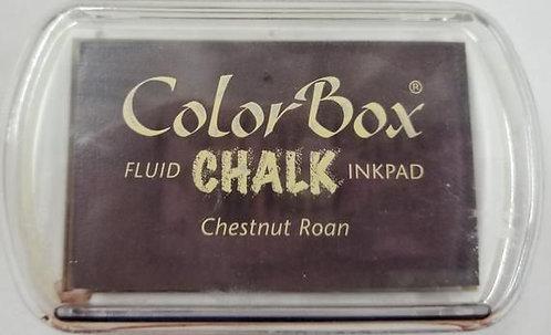 Colorbox - Fluid Chalk Ink Pad - Chestnut Roan