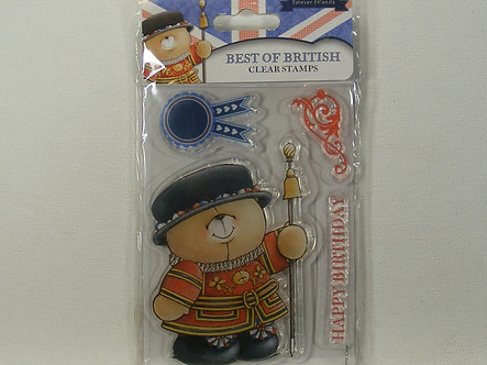 Docrafts - Forever Friends Best Of British Beefeater
