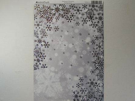 Kanban - Defining Christmas Background Card