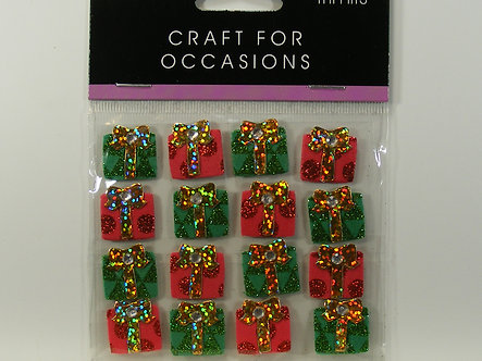Trimits - Glittery Christmas Presents.
