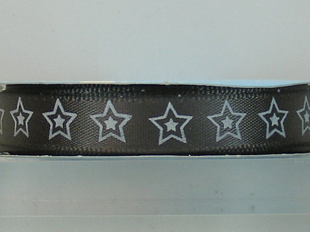 Dovecraft - Creative Ribbon - Stars Grosgrain
