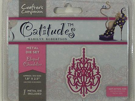 Catitudes - Elegant Chandelier Die
