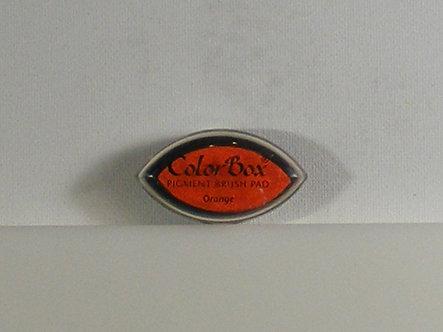 Color Box - Pigment Brush Pad - Orange.