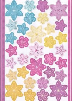 Kanban - Flower Power Topper Sheet