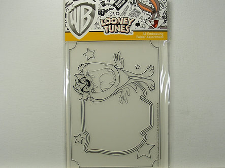 Avec - Looney Tunes Embossing Folder