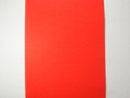 A4 Glitter Card (Non Shed) - Red 180gsm