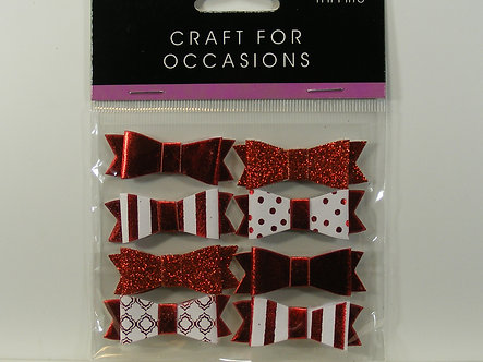 Trimits - Christmas Bow Toppers.