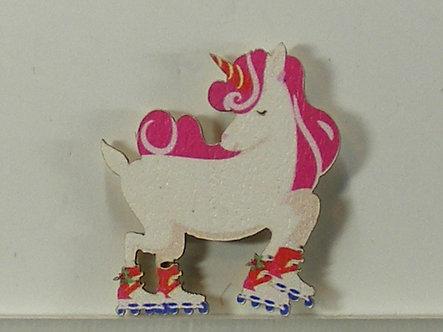Hobbycraft - Unicorn Wooden Topper
