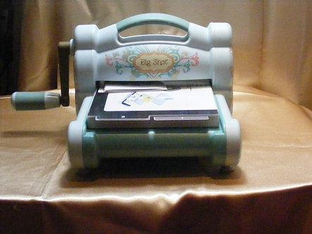 Sizzix Bigshot Die Cutting Machine