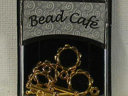 Bead Cafe - T Bar & Rings (4PC)