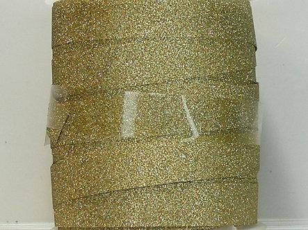 Partisan - Gold Glitter Ribbon (10m)