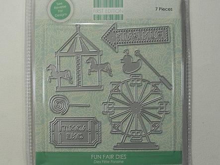 First Edition - Fun Fair Dies