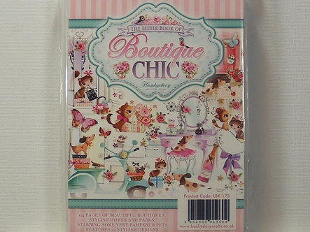 Hunkydory - Little Book Of Boutique Chic