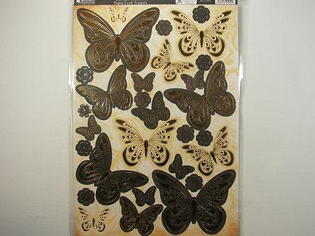 Kanban - Baroque Butterflies Topper