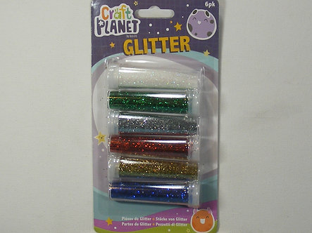 Docrafts - Craft Planet Glitter Shakers